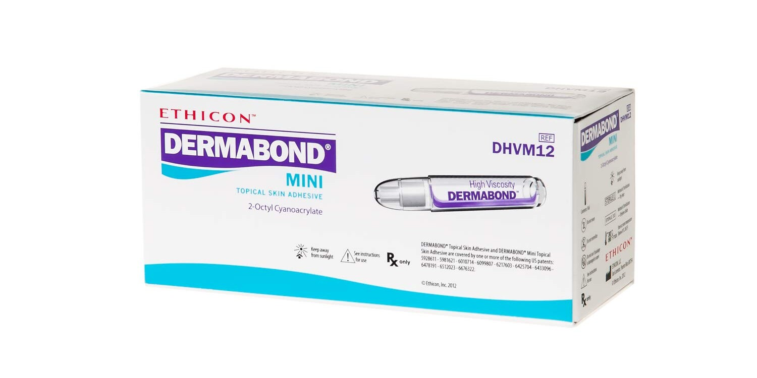 How to use Dermabond