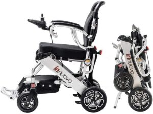 Innuovo Electric Power Wheelchair for Travel