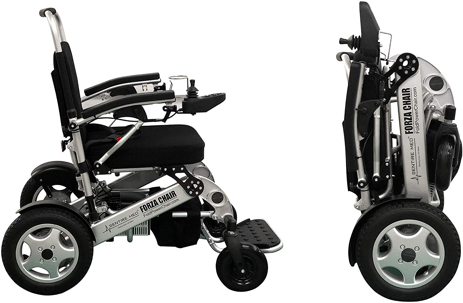 Sentire Med Forza D09 Delux Wheelchair