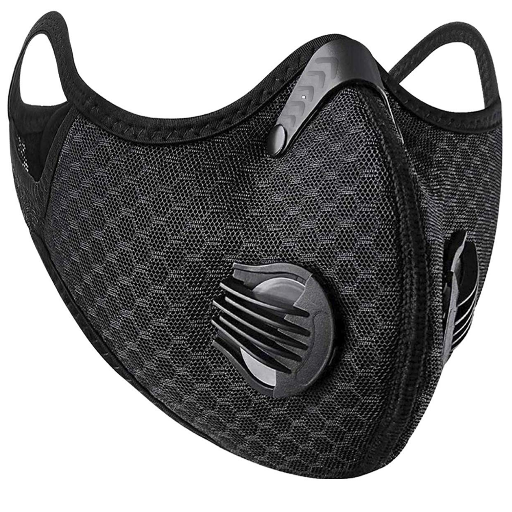 Degbit Unisex N99 Mask with Activated Carbon